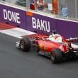 F1 GP Europa, Sebastian Vettel cambia strategia Ferrari e...