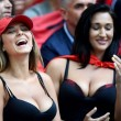 Euro 2016, tutti pazzi per l'albanese Rike Roci 06