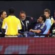Copa America, Lavezzi si frattura gomito in campo3