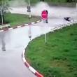 Corsa illegale, auto investe e uccide fratello del pilota1