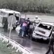 Corsa illegale, auto investe e uccide fratello del pilota6