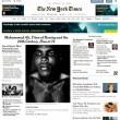 Muhammad Ali, sua morte sui giornali del mondo8