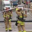 Ottawa, voragine in strada: auto inghiottita4