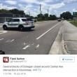 Prova a sfondare con auto corteo funebre vittima Orlando2