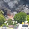 Ramadan, profughi danno fuoco al centro. Colazione