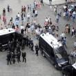 Salvini a Bologna, scontri centri sociali polizia 18