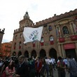 Salvini a Bologna, scontri centri sociali polizia 06