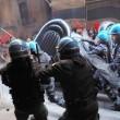 Salvini a Bologna, scontri centri sociali polizia 11