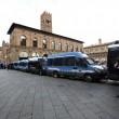 Salvini a Bologna, scontri centri sociali polizia 10