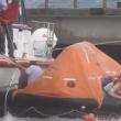 VIDEO Stromboli, aliscafo contro banchina: mezzo affondato 2