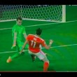 Gareth Bale VIDEO gol Russia-Galles 0-3