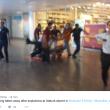 YOUTUBE Turchia, a Istanbul spari ed esplosioni all'aeroporto Ataturk 4