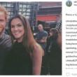 Selfie con Harry Divento principessa10