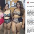 Instagram, in bikini e qualche chili in più: foto rimossa