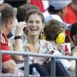 Copa America, Amanda Knox sugli spalti a Seattle2