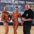 Bodybuilding, campione europeo femminile, Angela D'Alessandro punta al mondiale 6