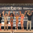 Bodybuilding, campione europeo femminile, Angela D'Alessandro punta al mondiale 7
