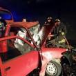 Incidente mortale sulla Nuoro-Mamoiada: un morto e due feriti