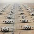 Una base aerea Usa in Sudcorea
