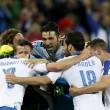 Belgio-Italia 0-2, pagelle. Bonucci un gigante, Ok Giaccherini e Pellè