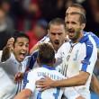Euro 2016, Belgio-Italia 0-2: Giaccherini - Pellè in gol