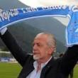 "Calciomercato Napoli, De Laurentiis: ""Immobile? Mai chiesto. Lapadula? Auguri"""
