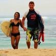 VIDEO YOUTUBE Sorelle morte dopo onda gigante a Bali 03