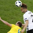 Germania-Ucraina 1-0 diretta. Video gol highlights: Mustafi_9