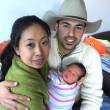 Sorpresa in sala parto, foto della mamma diventa virale 02