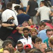 Inghilterra-Russia: FOTO scontri a Marsiglia. Russi caricano inglesi allo stadio Velodrome