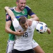 Irlanda del Nord-Germania, streaming e in diretta tv: dove vederla13