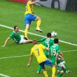 Irlanda-Svezia 1-1. Video gol highlights e foto: Hoolahan_4