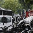 YOUTUBE Istanbul, bomba contro poliziotti: morti e feriti