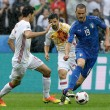 Italia-Spagna video gol highlights foto pagelle_11