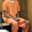 Jeremy Meeks, prima foto da modello per l'ex detenuto 8