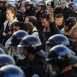 Inghilterra-Galles: FOTO scontri inglesi-russi-francesi nella notte a Lille