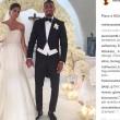 Melissa Satta e Kevin Prince Boateng: lui al matrimonio con...FOTO