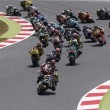 MotoGp Barcellona: vince Valentino Rossi poi Marquez Pedrosa12