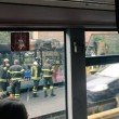 Roma, bus in fiamme su Muro Torto: traffico tilt FOTO-VIDEO3