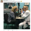 """Nancy Brilli in ospedale: """"Ho rischiato di perdere la vista"""" 5"""