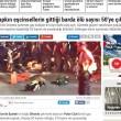 """Strage Orlando, giornale turco: """"Uccisi 50 pervertiti"""""""