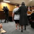 YOUTUBE Oscar Pistorius in Tribunale senza protesi FOTO 6