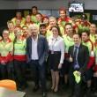 Virgin, Richard Branson fa selfie col dipendente che...dorme 2