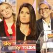 Roma, la sfida tv dei candidati sindaco Raggi, Meloni... 2
