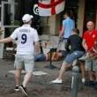 Euro 2016: scontri russi-inglesi a Lille, polizia usa lacrimogeni