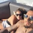 Melissa Satta - Boateng: viaggio di nozze, pizzicati mentre... FOTO