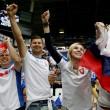 Slovacchia-Inghilterra FOTO: Principe William, moglie di Vardy, tifosi pazzi...