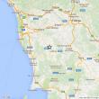 Terremoto tra Volterra e Pisa: scossa di magnitudo 3.3