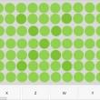 Test dei puntini: riesci a vedere le lettere nascoste?09