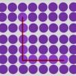 Test dei puntini: soluzione 06